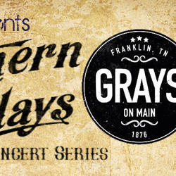 Southern Sundays at Grays